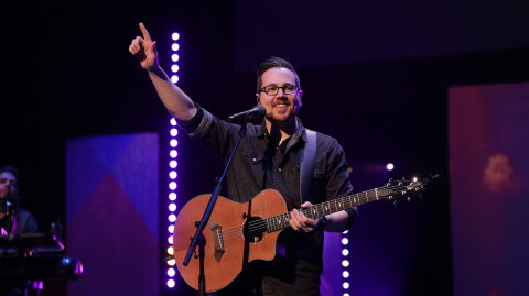 Justin Kintzel Announced New Sr. Director of Worship and Production